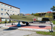 100 WHITE - Soviet Union - Air Force Bell P-39-Airacobra aircraft