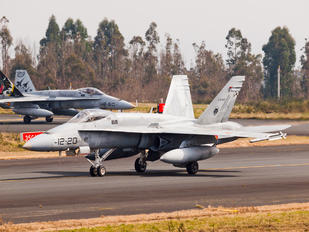 C.15-62 - Spain - Air Force McDonnell Douglas EF-18A Hornet