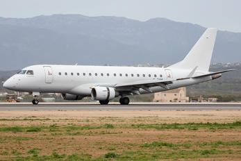 G-CIXW - Eastern Airways Embraer ERJ-170 (170-100)