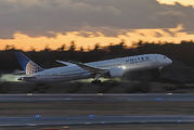N29968 - United Airlines Boeing 787-9 Dreamliner aircraft