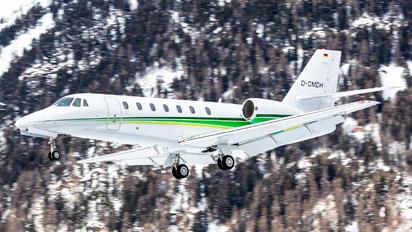 D-CMDH - Aerowest Cessna 680 Sovereign
