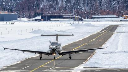LX-JFV - Jetfly Aviation Pilatus PC-12
