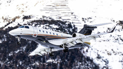 G-MRFX - Private Embraer EMB-550 Legacy 500