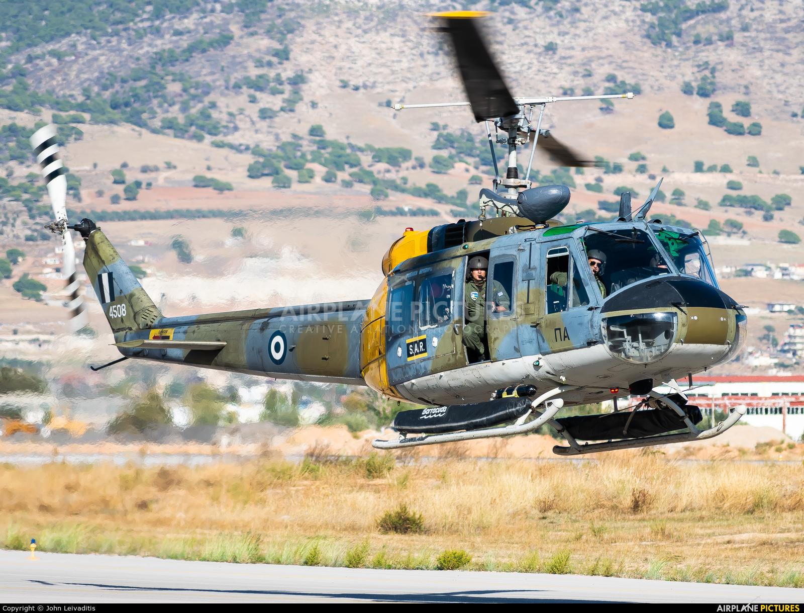Greece - Hellenic Air Force 70-4508 aircraft at Elefsina