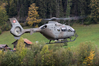 T-365 - Switzerland - Air Force Eurocopter EC635