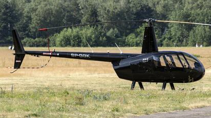 SP-GGK - Private Robinson R44 Raven II