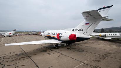 RA-02793 - Weltall Avia Hawker Beechcraft 800XP