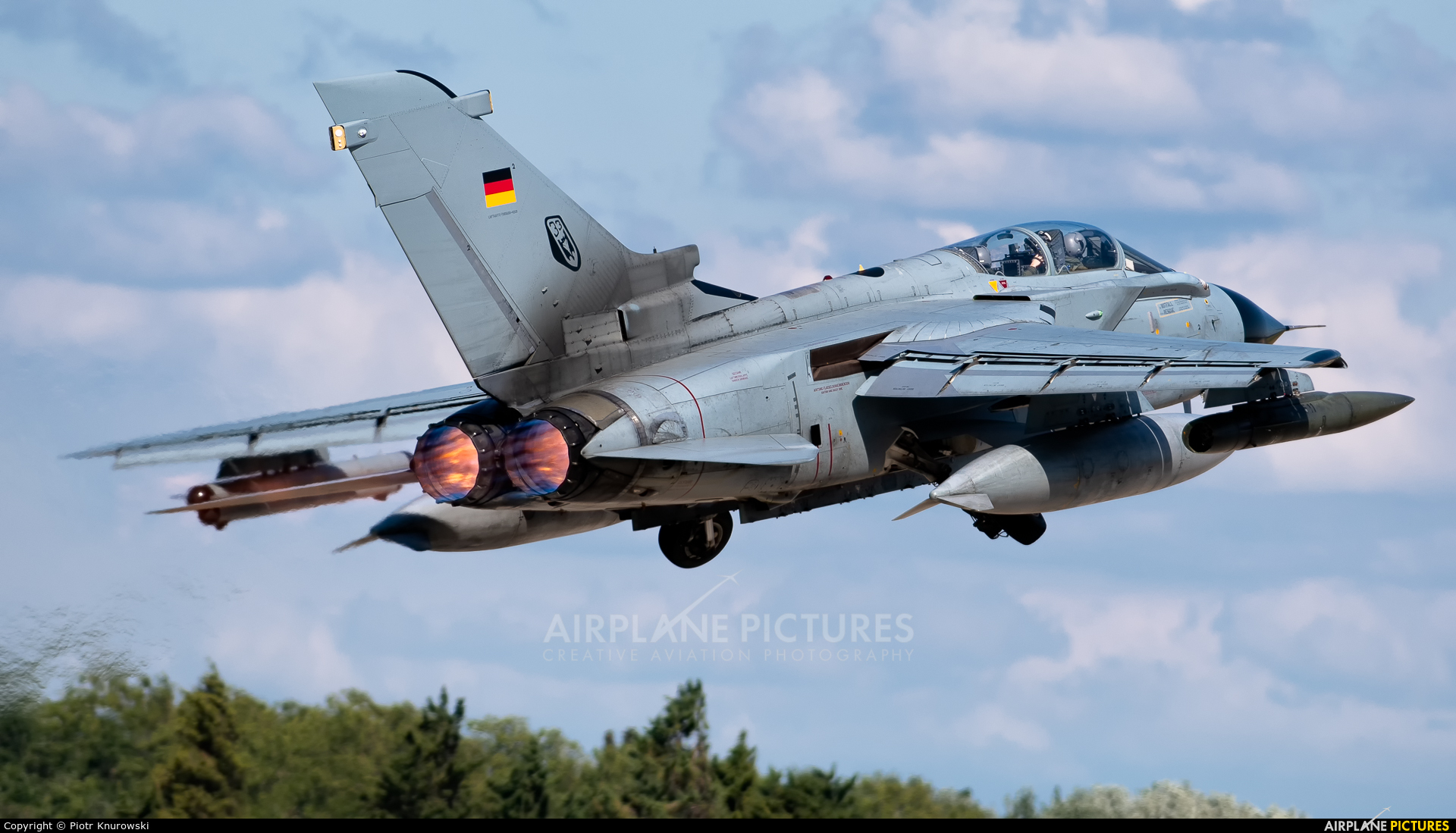 Germany - Air Force 45+69 aircraft at Orange - Caritat