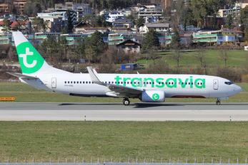 PH-HXL - Transavia Boeing 737-800