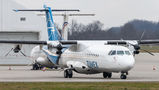 Zimex Aviation ATR 72 (all models) HB-ALM at Ostrava Mošnov airport