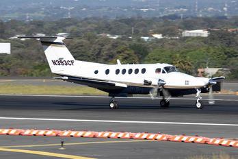 N393CF - Private Beechcraft 300 King Air