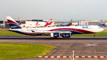 CS-TFX - Arik Air Airbus A340-500 aircraft