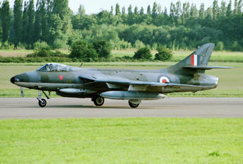G-BWFS -  Hawker Hunter F.58