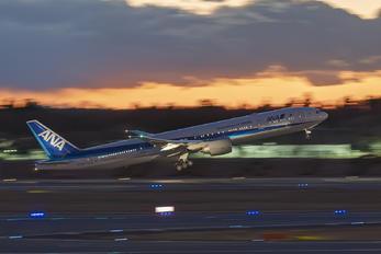 JA797A - ANA - All Nippon Airways Boeing 777-300ER