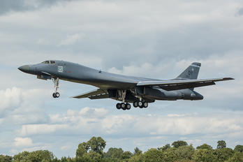 86-0103 - USA - Air Force Rockwell B-1B Lancer