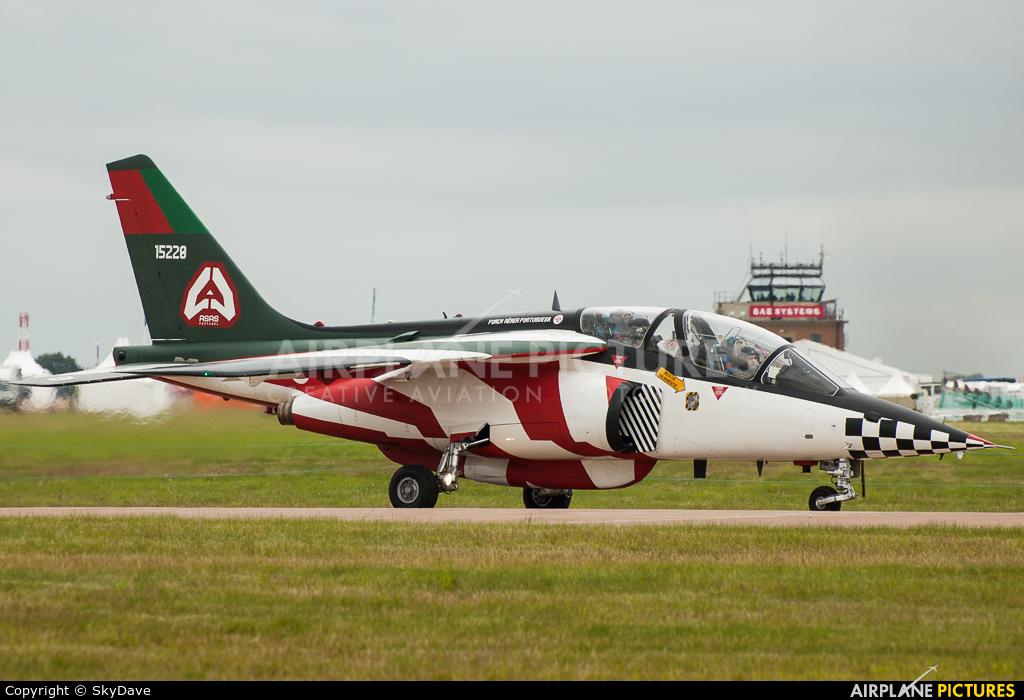 Portugal - Air Force 152 28 aircraft at Fairford