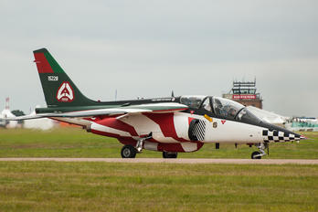 152 28 - Portugal - Air Force Dassault - Dornier Alpha Jet A
