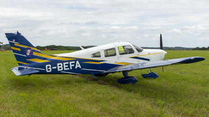 G-BEFA - Private Piper PA-28 Cherokee