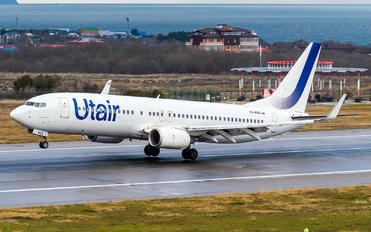 VQ-BQQ - UTair Boeing 737-800