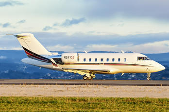 N241QS - Bombardier Bombardier Challenger 650