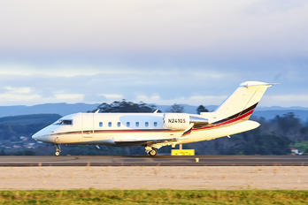 N241QS -  Bombardier Challenger 650