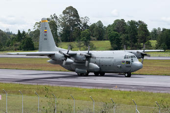 FAC1004 - Colombia - Air Force Lockheed C-130H Hercules