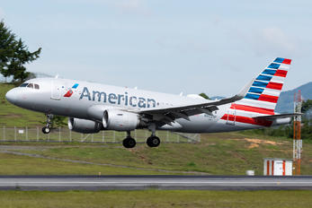 N9029F - American Airlines Airbus A319