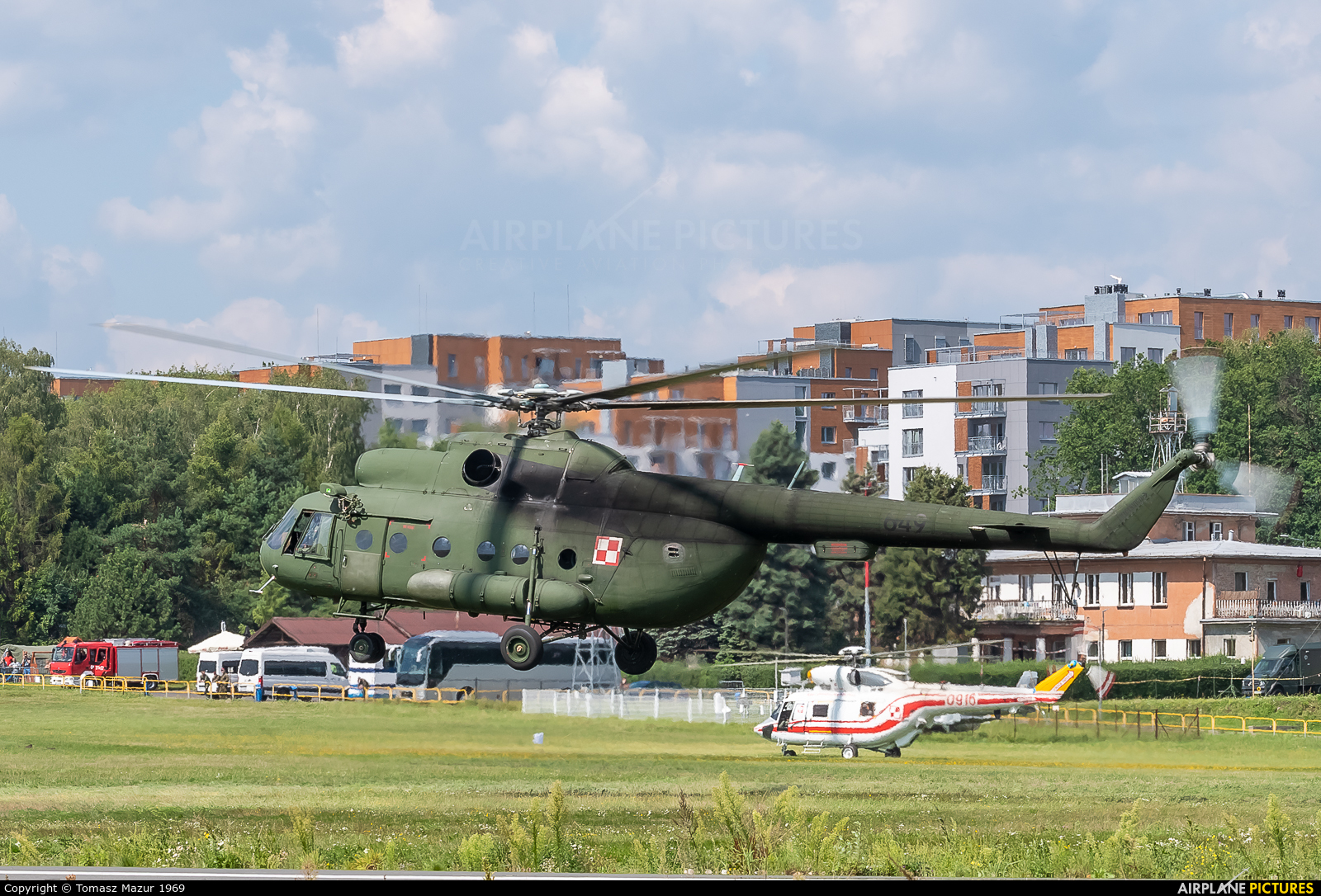 Poland - Army 649 aircraft at Katowice Muchowiec