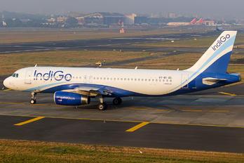VT-IEI - IndiGo Airbus A320