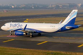 VT-IAS - IndiGo Airbus A320