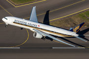 9V-SWY - Singapore Airlines Boeing 777-300ER aircraft