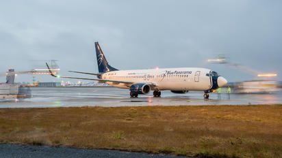 9H-GAX - Blue Panorama Airlines Boeing 737-8AL(WL)