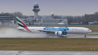 A6-EGB - Emirates Airlines Boeing 777-300ER