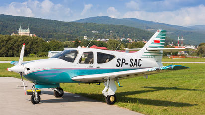 SP-SAC - Private Rockwell Commander 114