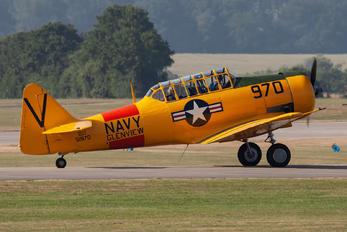 G-TXAN - Private North American Harvard/Texan (AT-6, 16, SNJ series)