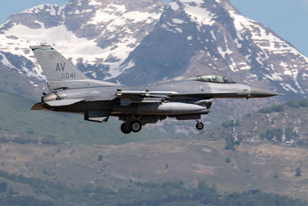 89-2041 - USA - Air Force General Dynamics F-16CM Fighting Falcon