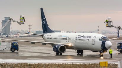 9H-GAX - Blue Panorama Airlines Boeing 737-800