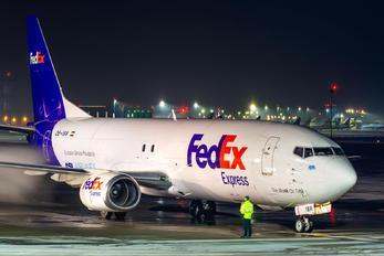 OE-IBW - FedEx Federal Express Boeing 737-4Q8
