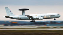 NATO Boeing E-3A Sentry visited Leipzig for training title=