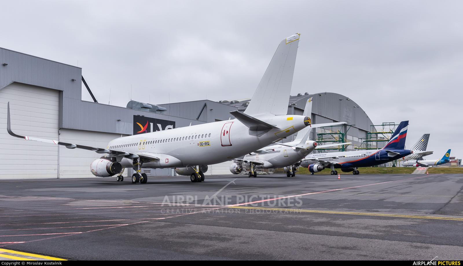 Air Lease Corporation OE-IRQ aircraft at Ostrava Mošnov