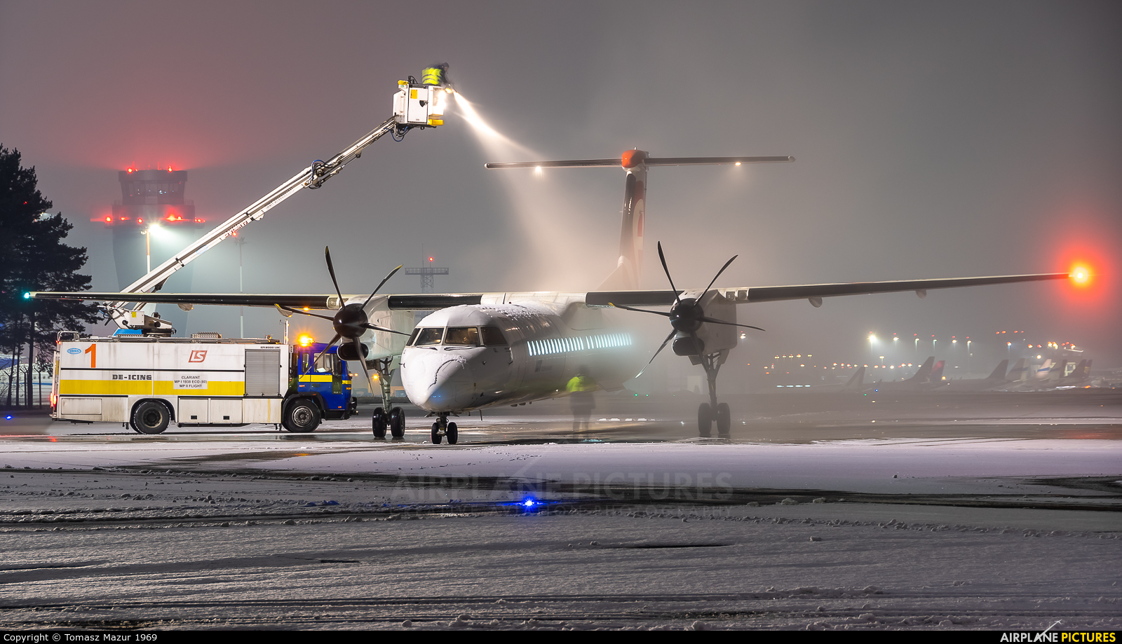 LOT - Polish Airlines SP-EQL aircraft at Katowice - Pyrzowice