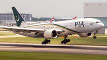 AP-BGJ - PIA - Pakistan International Airlines Boeing 777-200ER aircraft