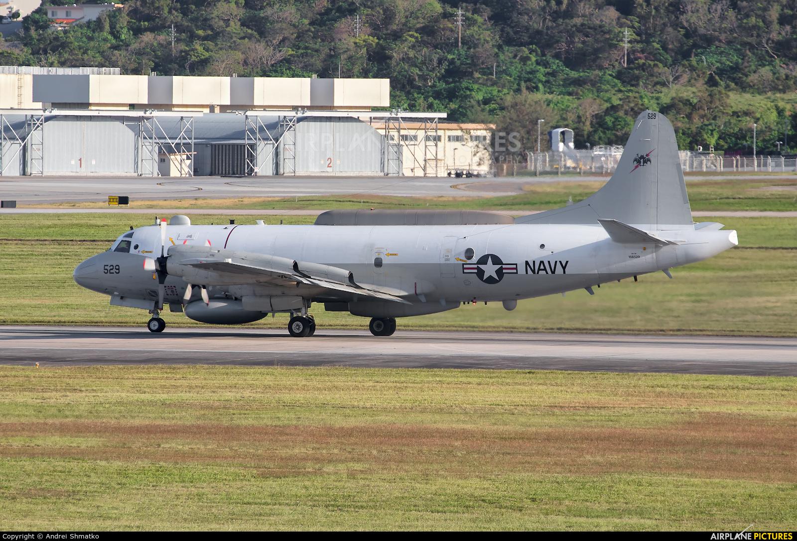 USA - Navy 156529 aircraft at Kadena AB