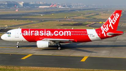 VT-AMD - AirAsia (India) Airbus A320