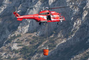 SX-HFF - Greece - Fire Fighting Service Aerospatiale AS332 Super Puma L (and later models) aircraft