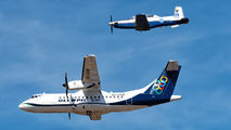 SX-OAW - Olympic Airlines ATR 42 (all models) aircraft