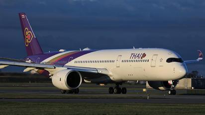 HS-THD - Thai Airways Airbus A350-900
