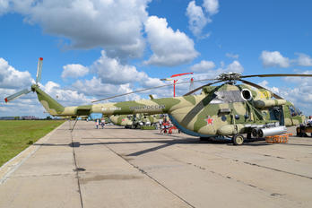 RF-95592 - Russia - Air Force Mil Mi-8AMTSh-1