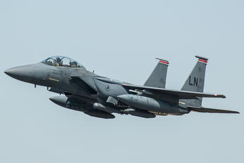 91-0334 - USA - Air Force McDonnell Douglas F-15E Strike Eagle