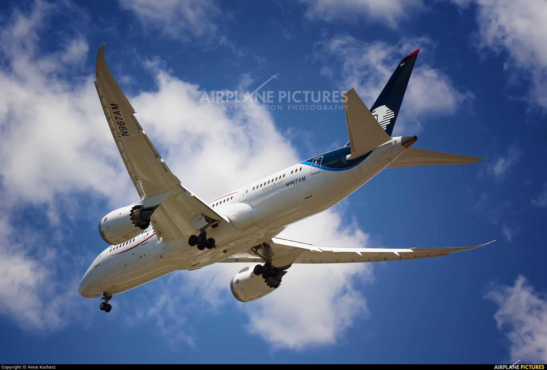 Aeromexico N967AM aircraft at New York - John F. Kennedy Intl